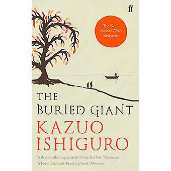 O gigante enterrado (principal) por Kazuo Ishiguro - livro 9780571315079