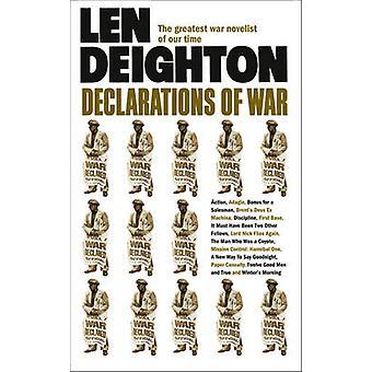 Declarations of War by Len Deighton - 9780586038116 Book