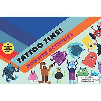 Tattoo Time! by Rob Hodgson - 9781856699921 Book
