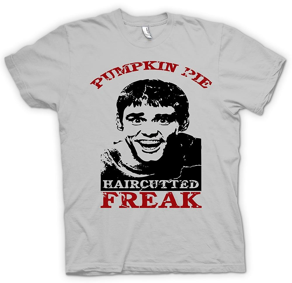 Heren T-shirt - Dumb and Dumber - Pumpkin Pie - Hair