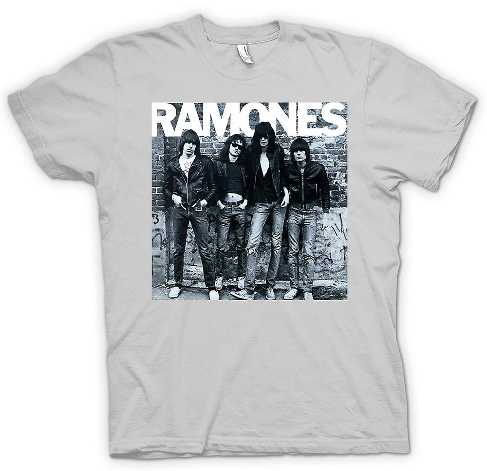 Heren T-shirt - Ramones - Punk Rock - Album Art