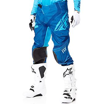 Fly Racing Blue-Navy 2018 Lite Hydrogen MX Pant