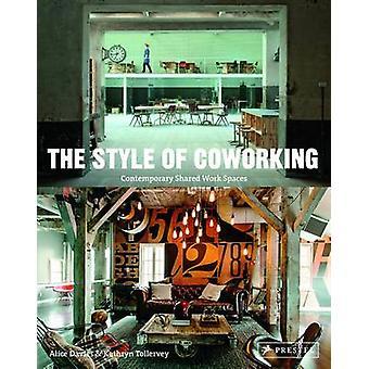 Le Style de Coworking - contemporain partagée par Alice I. Da, les espaces de travail
