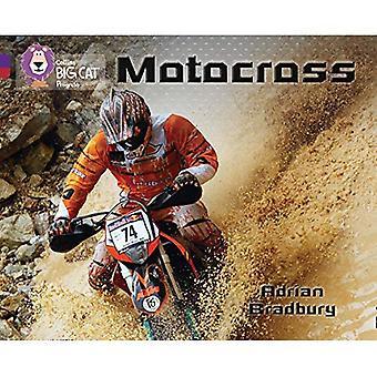 Collins Big Cat Progress - Motocross: Band 08 Purple/Band 14 Ruby