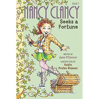 Fancy Nancy: Nancy Clancy søger en formue