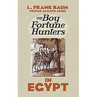Der junge Glücksritter in Ägypten
