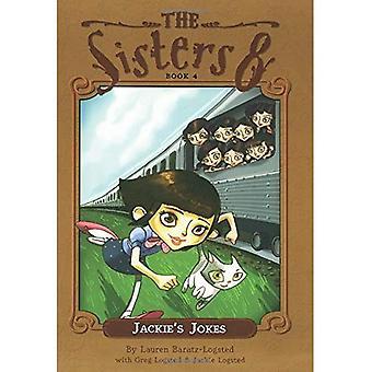 Sister's 8 Book 4: Jackie's Jokes (Sisters Eight)