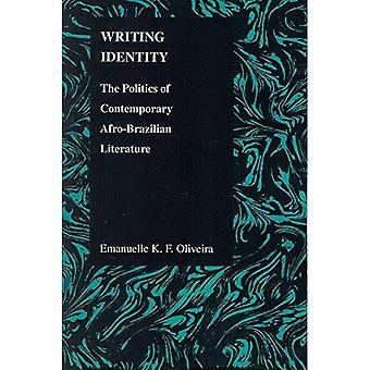 Writing Identity: The Politics of Afro-Brazilian Literature (Purdue Studies in Romance Literatures)