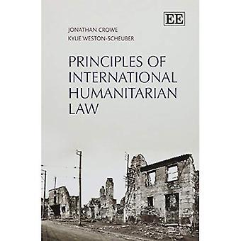 Principi del diritto internazionale umanitario