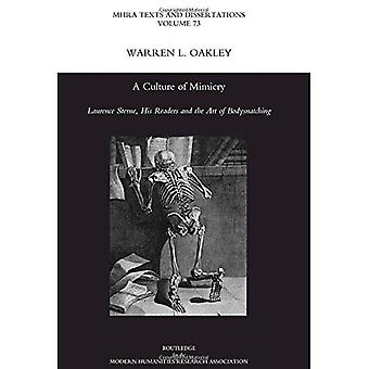 A Culture of Mimicry: Laurence Sterne, His Readers and the Art of Bodysnatching