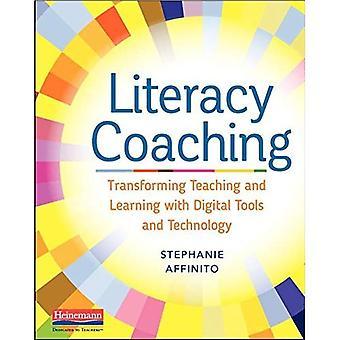 Alfabetizzazione di Coaching: Trasformando l'insegnamento e l'apprendimento con tecnologia e strumenti digitali