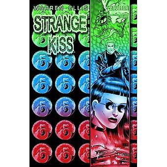 Warren Ellis' Strange Kiss