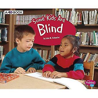 Algumas crianças são cegas: Um 4D livro (diferenças de compreensão)