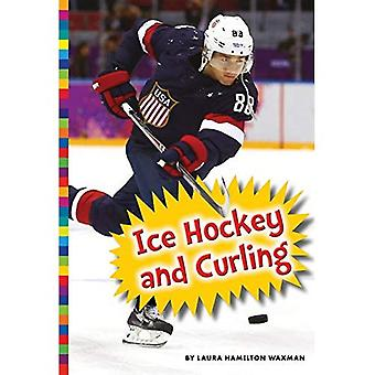 Winter Olympic Sports: Ice Hockey and Curling (Winter Olympic Sports)