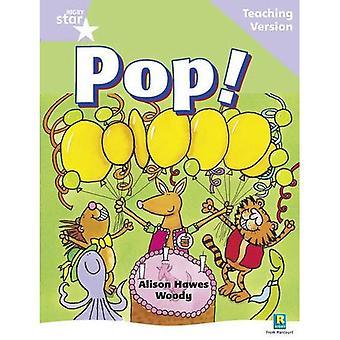Pop: Lila nivå (Rigby stjärna guidad)