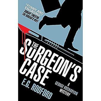 The Surgeon's Case: A George Kocharyan Mystery (George Kocharyan Mystery)