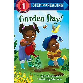 Garden Day! (Step into Reading)