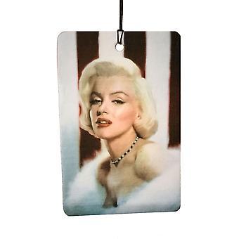 Marilyn Monroe Stars & Stripes Car Air Freshener