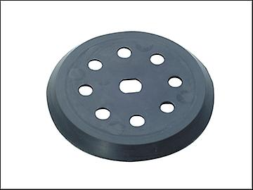Black & Decker X32312 Med Hard Rubber Backing Pad 125mm