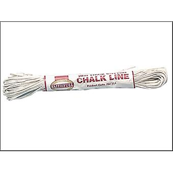 Faithfull 304 Thick Cotton Chalk Line 18m (Box of 12)
