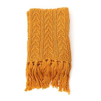 Barena Venezia Yellow Wool Scarf