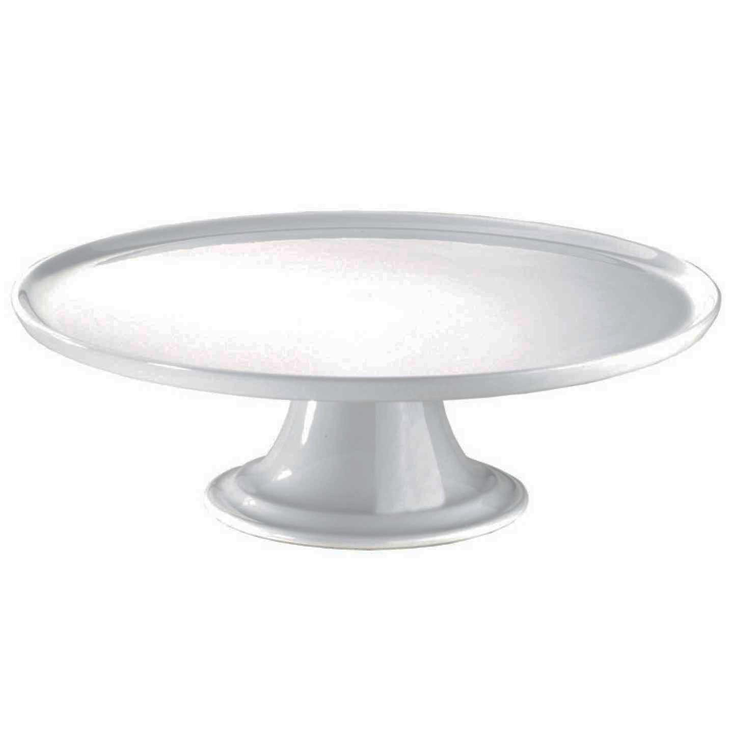 Pillivuyt - tall cake stand with foot 36 cm