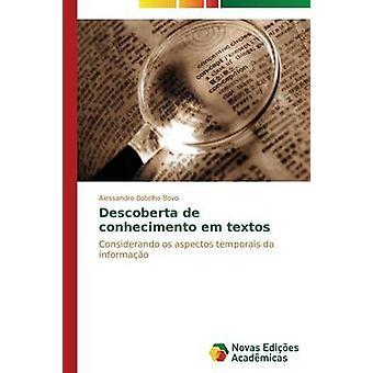 Descoberta de conhecimento em textos by Bovo Alessandro Botelho