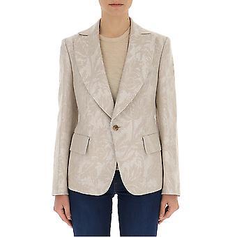 Junya Watanabe White Silk Blazer