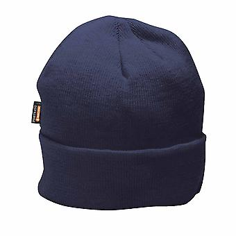 Portwest - Knit Cap Insulatex Lined Navy Regular