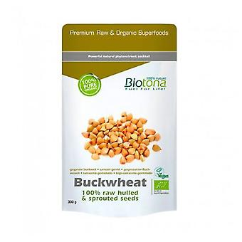 Biotona Sprouted Buckwheat 300G (Vitamins & supplements , Superfoods)