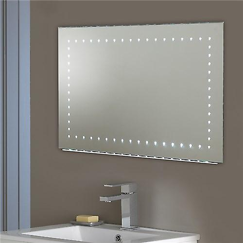 Saxby EL-KALAMOS Kalamos IP44 6W Modern LED Bathroom Mirror