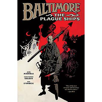 Baltimore Volume 1 - The Plague Ships HC - Volume 1 - Plague Ships by Be