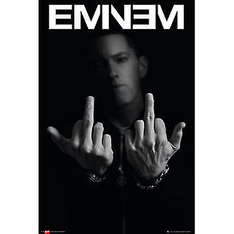 Eminem Finger Maxi Poster 61x91.5cm