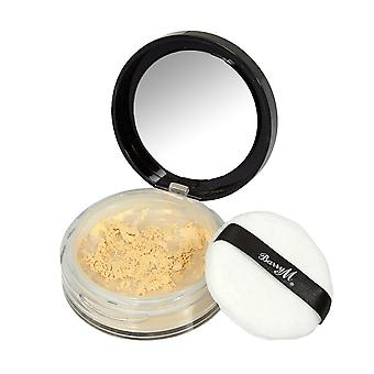 Barry M Ready Set Smooth Loose Powder - Banana