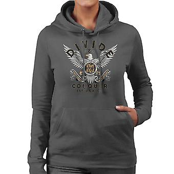 Divide & Conquer Outfitters Eagle Women's Hooded Sweatshirt