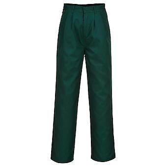 Portwest pleated trouser s886