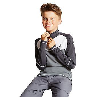 Dare 2b Boys Formate Core Stretch Half Zip Top Jacket