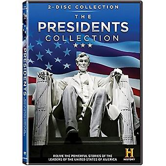Presidents Collection [DVD] USA import