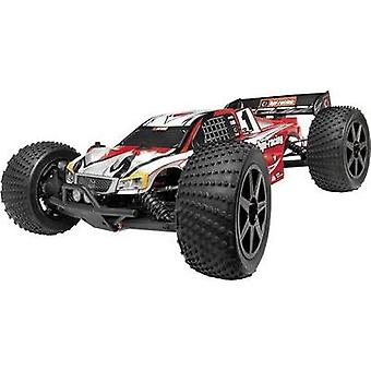 HPI Racing trofeo flujo Brushless 1:8 RC modelismo coches eléctricos Truggy 4WD RtR 2,4 GHz