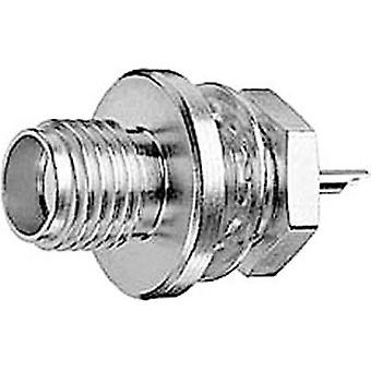 SMA connector Socket, build-in 50 Ω Telegärtner J01151A1081 1 pc(s)