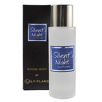 Lily flamme duftende rum tåge Spray - Silent Night