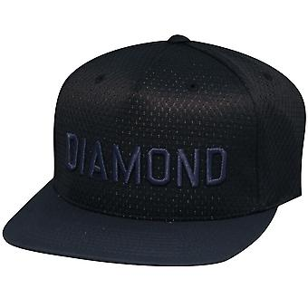 Diamond Supply Co Jackson Snapback Navy