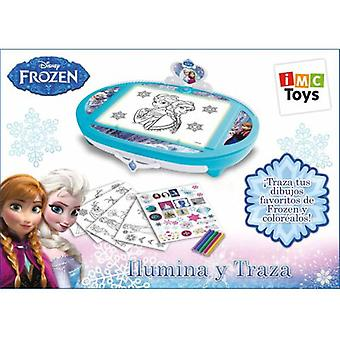 Imc Toys Frozen Lights & Draw