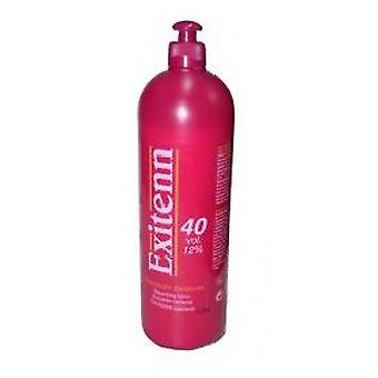 Exitenn Professional Emulsion Oxidant 40 Vol. 1000Ml.