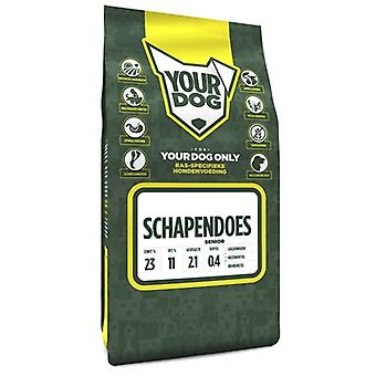 YOURDOG SCHAPENDOES SENIOR 3 KG
