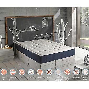 Viscoelastic luxury memory comfort mattress 105 x 180