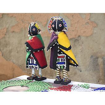 Dolls for sale Soweto Johannesburg Gauteng Province South Africa Poster Print