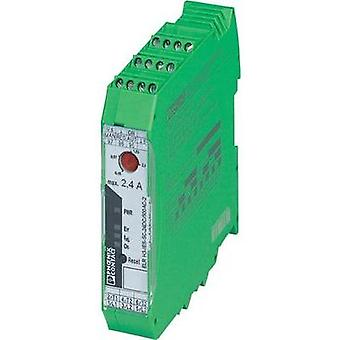 Magnetic starter 1 pc(s) ELR H3-IES-SC- 24DC/500AC-2 Phoenix Contact Current load: 2.4 A Switching voltage (max.): 550 V