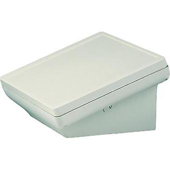 OKW Interface Terminal D4044157 Multifunction Electronic Enclosure, Off-White RAL 9002, 166 x 225 x 105 mm