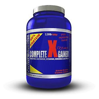 Perfect Nutrition Extreme Gainer Strawberry Complet (Sport , Carboidrati)